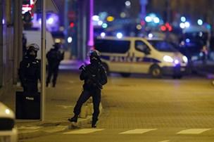 Drabsmand fra Strasbourg er skudt og dræbt