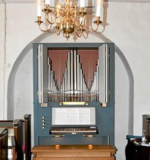 Orgelforår i Kornum Kirke