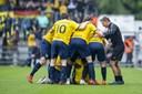Hobro overlevede første matchbold: Sabbis hovedstød sikrer ny playoffrunde
