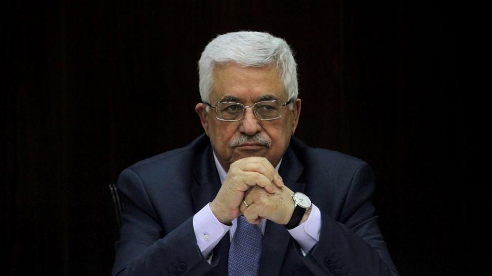 Mahmoud Abbas har været præsident for det Palæstinensiske Selvstyre siden 2005. Foto: Reuters/Pool/arkiv