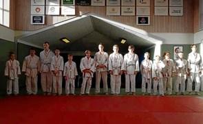 Vendelbomesterskaber i judo