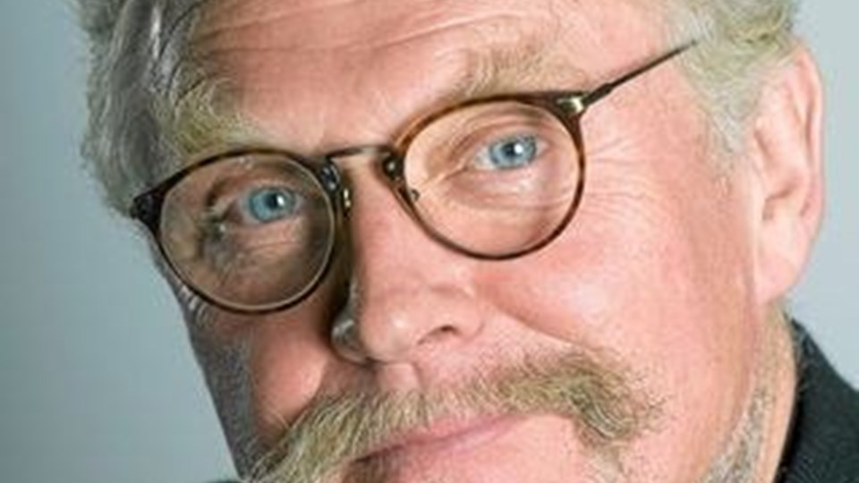"Lars Lohmann fejres lørdag efter forestillingen ""Den gyldne drage"" på Aalborg Teaters Lille Scene."