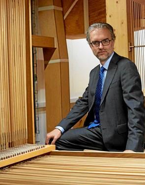 Koncertuge med trio og orgelværker
