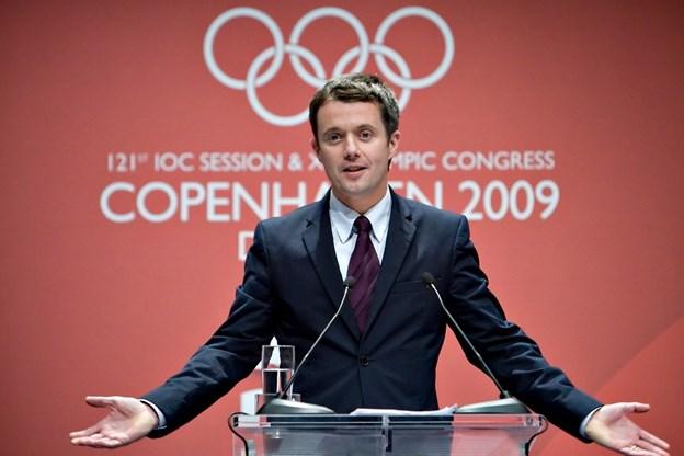 OL-beskeder mørkelagt: Hemmeligt hvad regeringen skrev til kronprinsen
