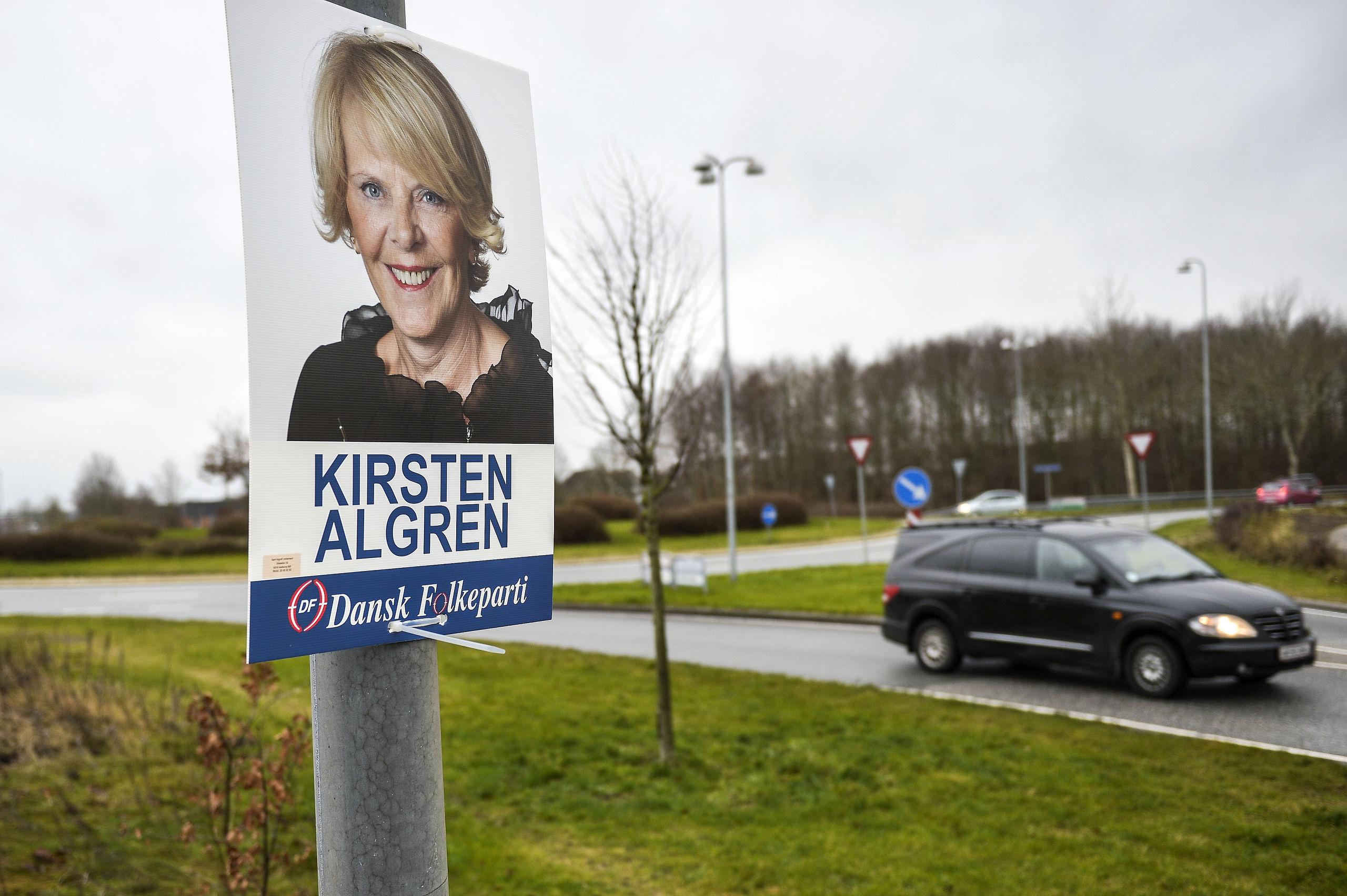 nyt dansk parti politiaktion aalborg