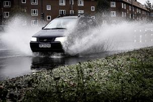Nu igen: Risiko for torden og skybrud