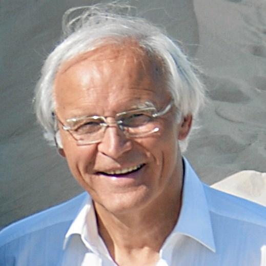 Forfatteren Simon Jacobsen   Privatfoto