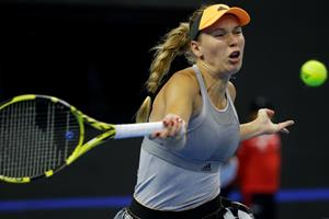 Wozniackis vinderstime i China Open stopper mod Osaka