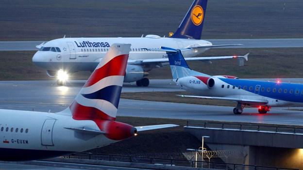 Brexit får flyselskab med Esbjerg-rute til at gå konkurs