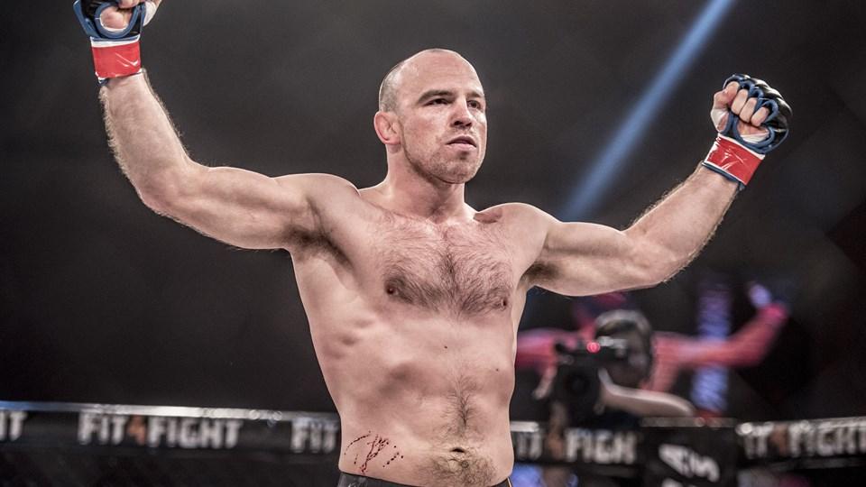 Mark O. Madsen vil i fremtiden fokusere fuldt ud på kampsporten MMA, efter at han har indstillet karrieren som topbryder. Foto: Scanpix/Mads Claus Rasmussen