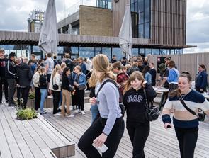 Vildt besøgstal: På et år er Rooftop blevet en af landets store attraktioner