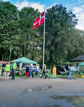 Plantemarked i Hedelund