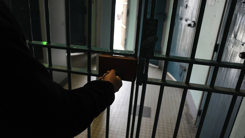 Fængsel Foto: Free/David Ademas