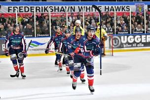 Happy hour i Frederikshavn: White Hawks er klar til semifinalerne