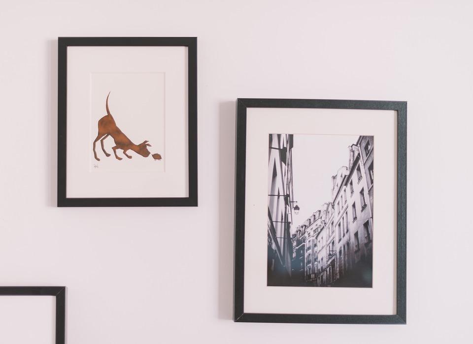 Tips til at dekorere dine vægge