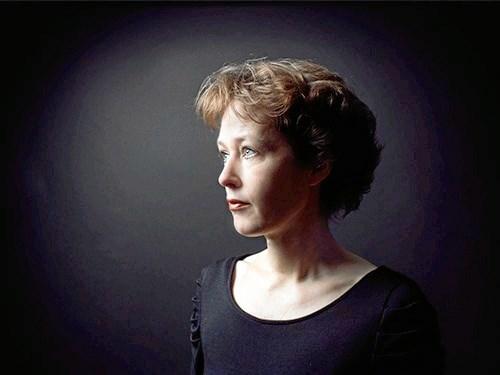 Anita Hyldgaard Samsing - giver 28. oktober koncert i ALFA i Aars.  PR-foto