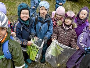 DN's affaldsindsamling søger hjælpere