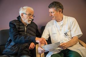 Patient er glad for, at læger er klar til to indgreb i et hug