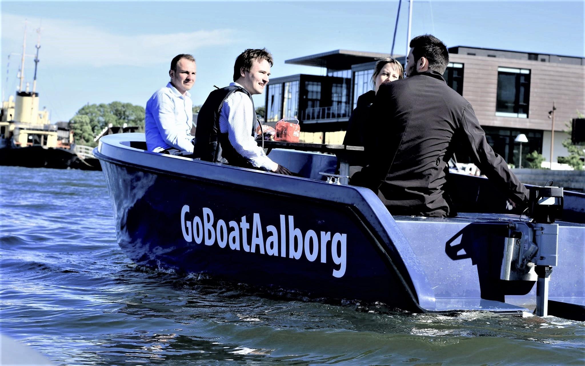 Ny sæson søsættes: Bliv din egen kaptajn på GoBoat