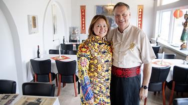 Ægtepar kæmper for nyt hotel: Enten bliver det for højt eller for grimt