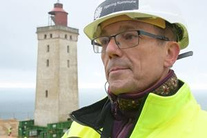 Projektleder om flytningen af Rubjerg Knude Fyr: - Jeg tør ikke ånde lettet op endnu