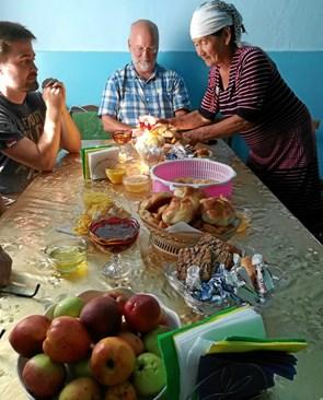 Indtryk fra Kirgisistan