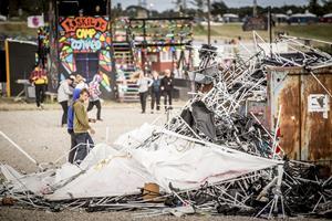 Festivalgæster efterlader op mod 2000 ton affald