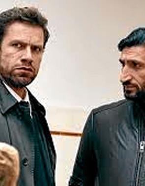 Dansk krimi i Kino