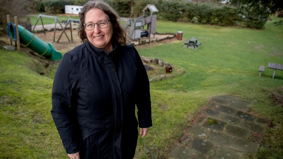 Inge Ringgren får med stor sandsynlighed lov til at bygge sommerhuse på sin campingplads, og det vil hun muligvis benytte til at tilbyde flere overnatningsmuligheder til gæsterne.