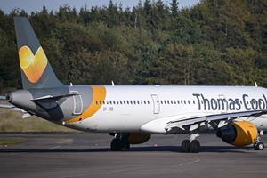Thomas Cook-fly i Danmark er aflyst efter kollaps