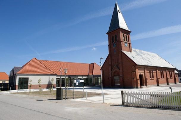 120 års jubilæum for Løkken Kirke fejres