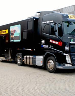 Populær kæmpe-truck til Hirtshals