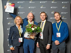 Karismatisk Mors-virksomhed kåret i Aalborg