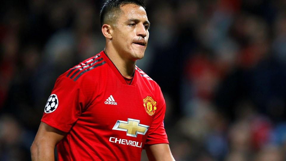 Alexis Sánchez har slet ikke levet op til forventningerne siden skiftet til Manchester United, og nu får han ikke mulighed for at vise sig frem i et godt stykke tid på grund af skade.