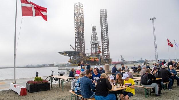 Frederikshavnerne betrådte jorden på Mars