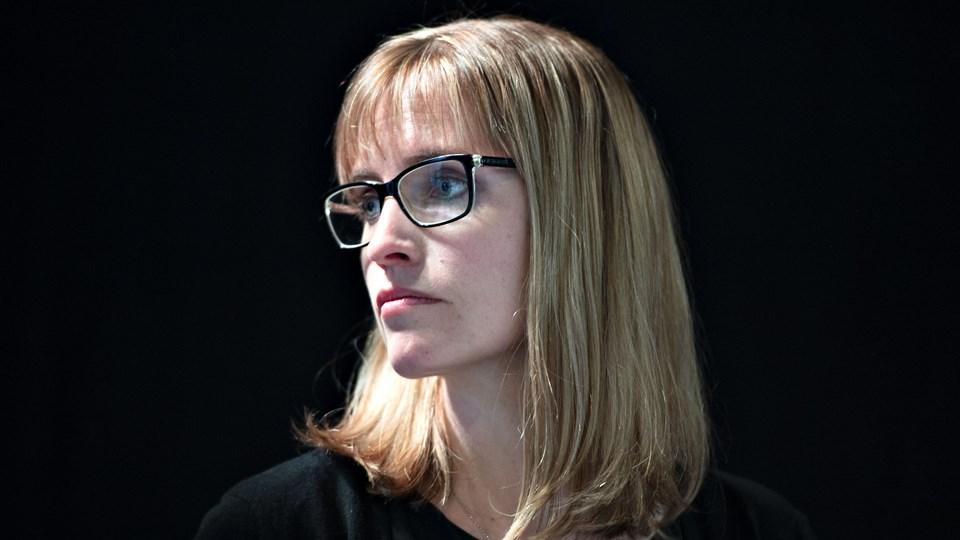 Regionsrådsformand Stephanie Lose beklager, at de nationale retningslinjer ikke er blevet fulgt på Odense Universitetshospital, når det gælder kræfttjek af kvinder. Hun mener, at uklare retningslinjer er en del af forklaringen. (Arkivfoto).