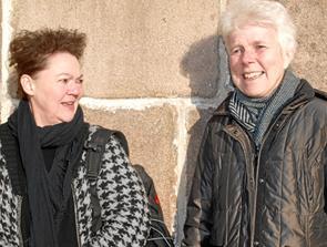 Dobbelt 40 års organist-jubilæum i Vrå