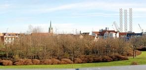 Kommunen klar til vindmøller