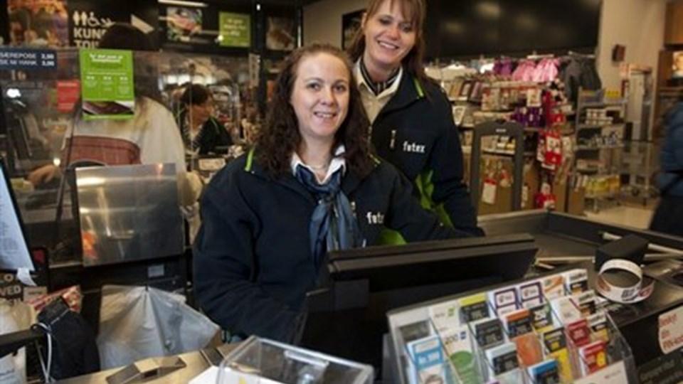 Lisette Winther er teamleder og personalechef, og sørger for, at de nye medarbejdere får en god modtagelse. Foto: Henrik Louis