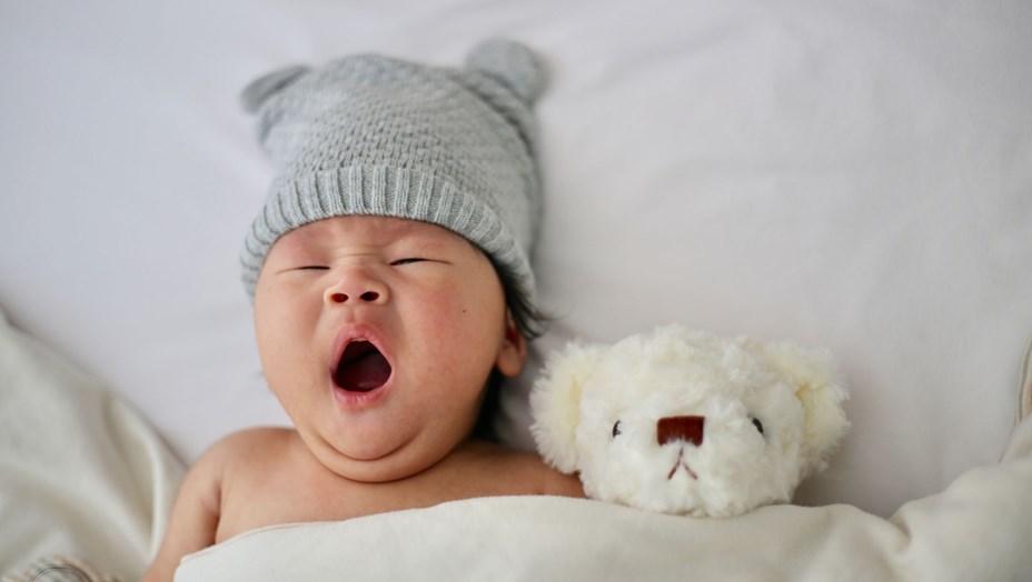 Babystrik - den sikre gave til de nybagte forældre