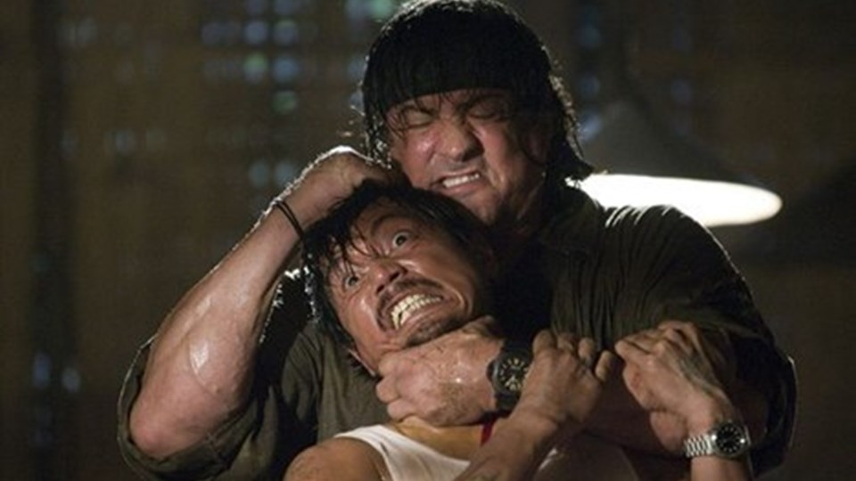 Rambo og andre filmhelte bliver i stigende omfang hevet hjem til tv-skærmen via digitalt signal eller bredbånd.