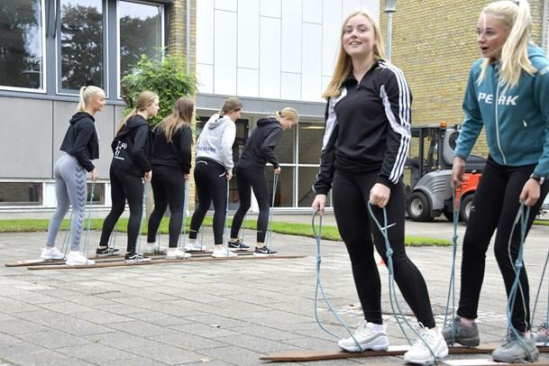 Elever i Frederikshavn skal have ny rektor