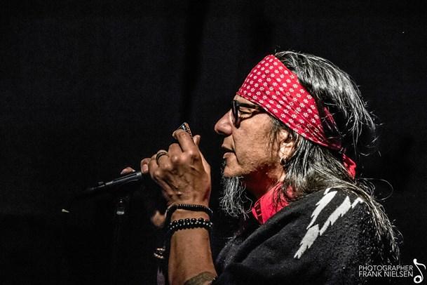 Amerikansk bluesmand indtager Kulturhuset
