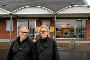 Atter gang i bagerbutikken i Hvidbjerg