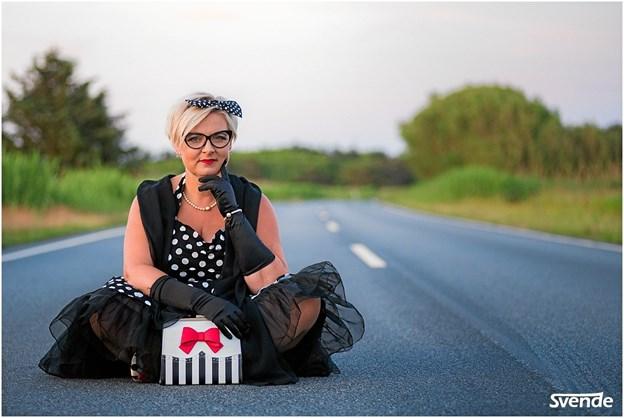 Rikke Andrup udgiver romanen Kendras Blind Date. PR-foto