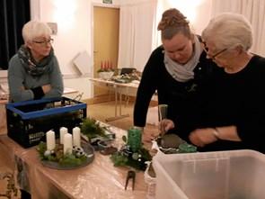 Julehygge i Bonderup Kultur- og Forsamlingshus