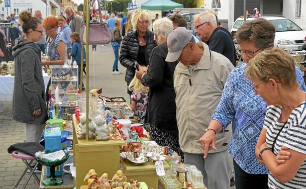 Pinsekaffe, marked og windfestival i Løkken