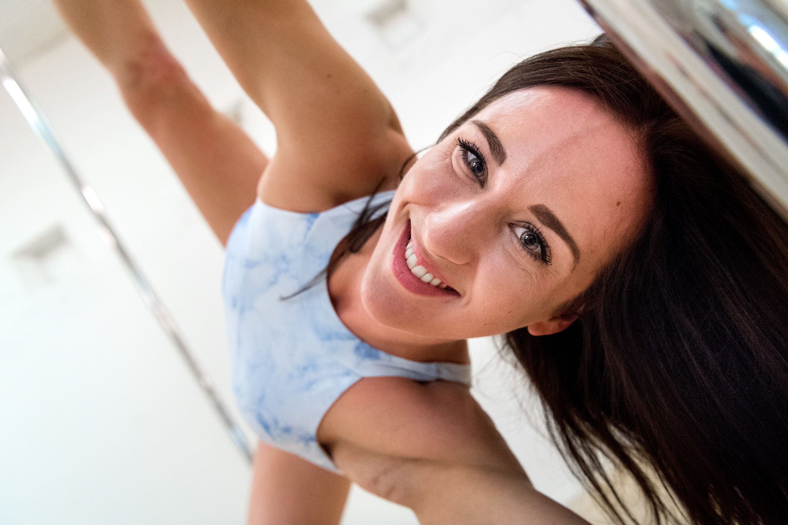 Camilla fra Aalborg elsker sit job: - Jeg har aldrig haft så pæn en krop