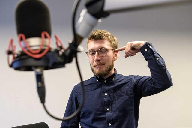 Sebastian Jessen har efterhånden en lang karriere bag sig i filmbranchen. Foto: Peter Broen