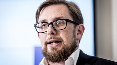 Simon Emil Ammitzbøll-Bille skal være far for anden gang